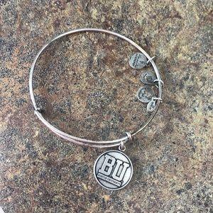 BU Alex and Ani bracelet